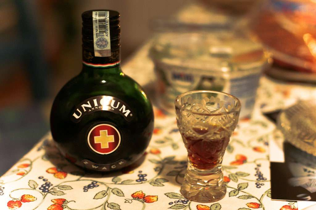 Hungarians - Unicum