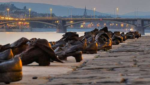 Things to do in Budapest - Shoes on the Danube Bank