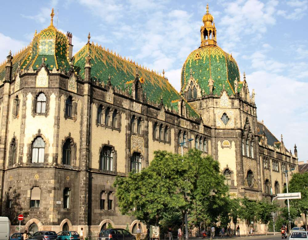 Budapest, Museum of Applied Arts
