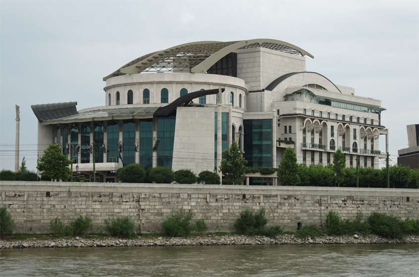 Budapest, National Theatre