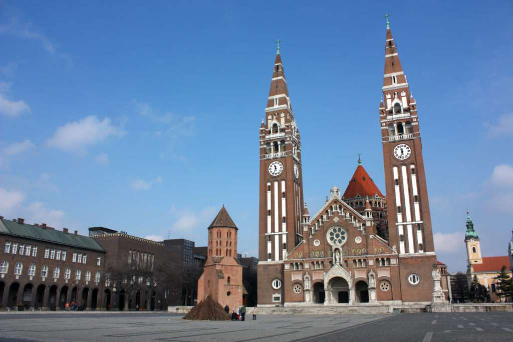 churches of Hungary