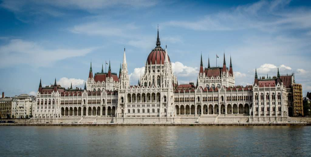 photos of Budapest - Parliament